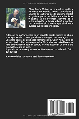 Amazon.com: El rincón de las tormentas (Spanish Edition) (9781519019226): César García Muñoz: Books