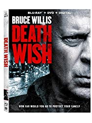 Death Wish (Blu-ray + DVD + Digital)