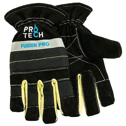 Pro-Tech 8 Fusion PRO Structural Glove - Short, Size: 76N (Medium/Large) (Best Structural Firefighting Gloves)