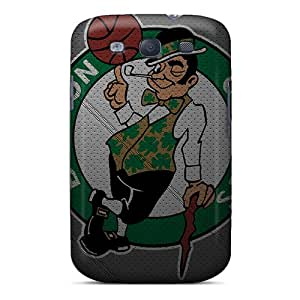 MKmarket WiaEyvn-7535 Case Cover Galaxy S3 Protective Case Boston Celtics