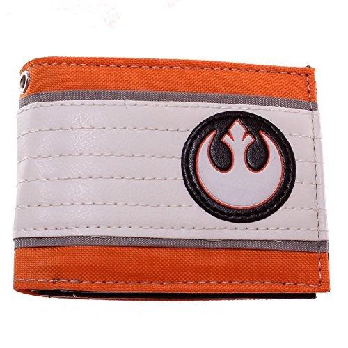 Star Wars Rebel Alliance Logo Bifold Wallet