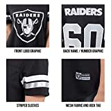 Ultra Game NFL Los Angeles Rams Womens Soft Mesh