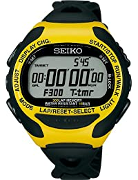 SEIKO PROSPEX SUPER RUNNERS EX conversion function calorie consumption pace hard Rex Watch SBDH017 [Japan Import]