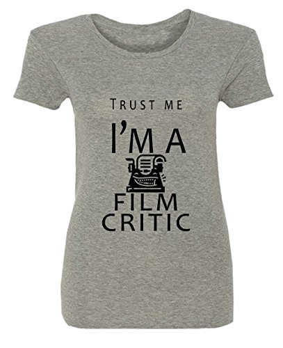 Trust Me I'm A Film Critic Damen T-shirt