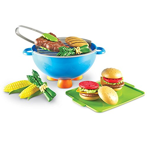 Games Kids - Learning Resources New Sprouts Grill it! Toys N