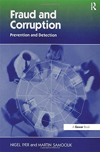 Fraud and Corruption: Prevention and Detection