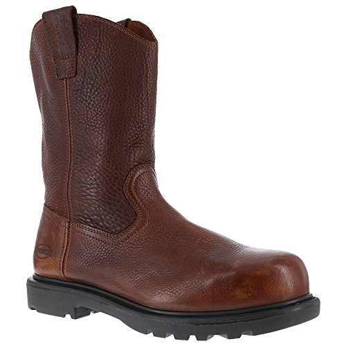 Iron Age Men's Ia0194 Hauler Industrial and Construction Shoe, Brown, 11 W US ()