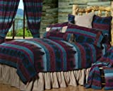 Wooded River WDFQ50 88 by 92-Inch Queen Bedspread