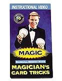 Morris Costumes Magicians Card Tricks Video