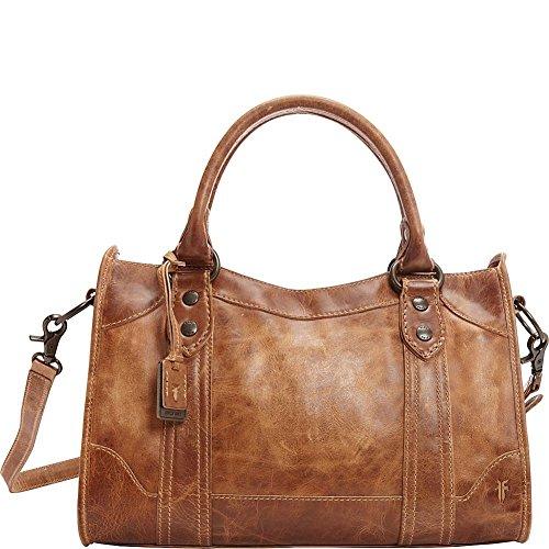 FRYE DB147 Melissa Satchel Handbag