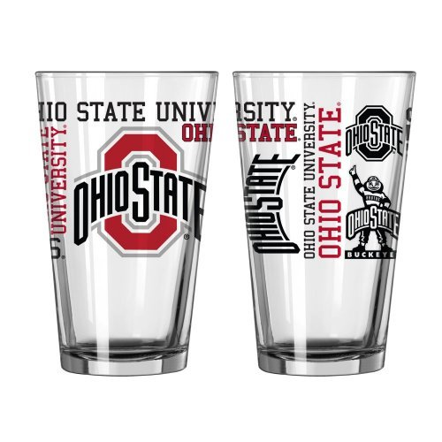 NCAA Ohio State Glasses Buckeyes product image