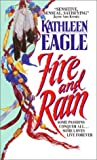 Front cover for the book Fire and Rain by Kathleen Eagle