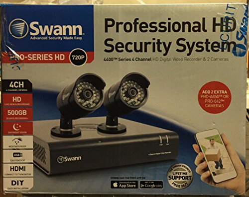 Lw Series (Swann Pro Series HD 720P SWDVK-444002-LW)