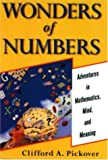 Wonders of Numbers, Clifford A. Pickover, 0195133420