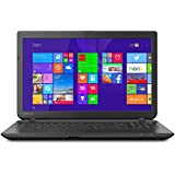 "Toshiba Satellite 15.6"" HD TruBrite Widescreen Laptop PC, AMD E1 2100 Dual-Core Processor, 4GB RAM, 500GB HDD, AMD Radeon HD 8210, DVD-Writer, WIFI, Webcam, HDMI, VGA, Windows 8.1"