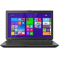 Toshiba Satellite C55D-B5308 15.6-Inch Laptop Computer, AMD Dual-Core E1-2100 1 GHz, 4GB RAM, 500GB HDD,USB 3.0, HDMI, Windows 8.1, Jet Black (Certified Refurbihsd)