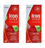 (2 PACK) - Hubner Vital F Iron | 500ml | 2 PACK - SUPER SAVER -...