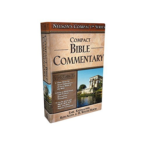 Nelson's Compact Series: Compact Bible - Center Allen Outlet
