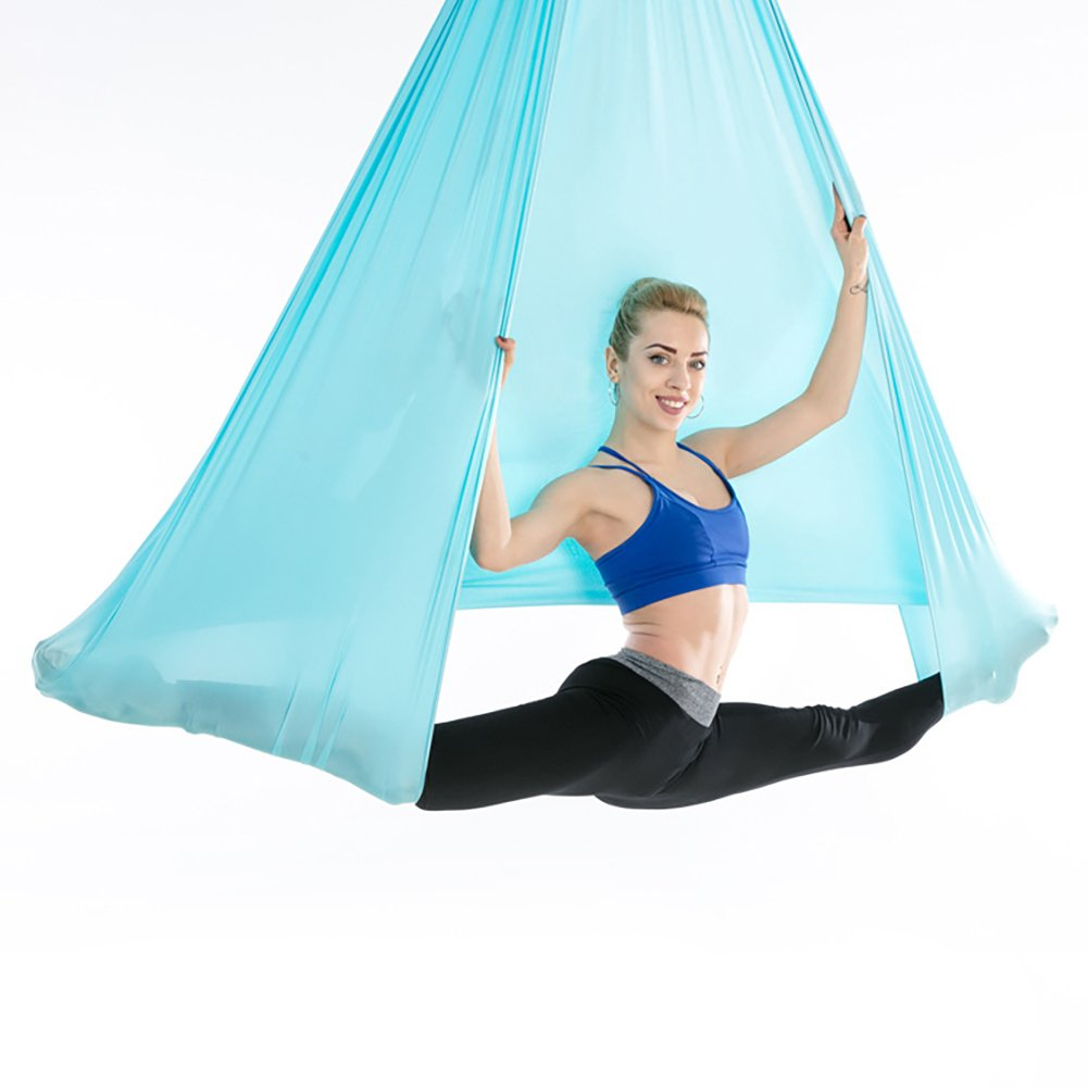 Minions Boutique Anti Schwerkraft Luft Fliegen Yoga Hängematte Bügel Hochfestes Gewebe Yoga Schwingen