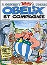 Astérix, tome 23 : Obélix et Compagnie par Goscinny