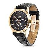 Tutima Valeo Reserve 640/644 Men's Watch in 18K Rose Gold (Certified Pre-Owned)