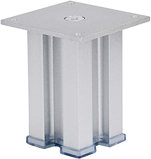 Furniture support Muebles de aleación de Aluminio pie Mesa de café ...
