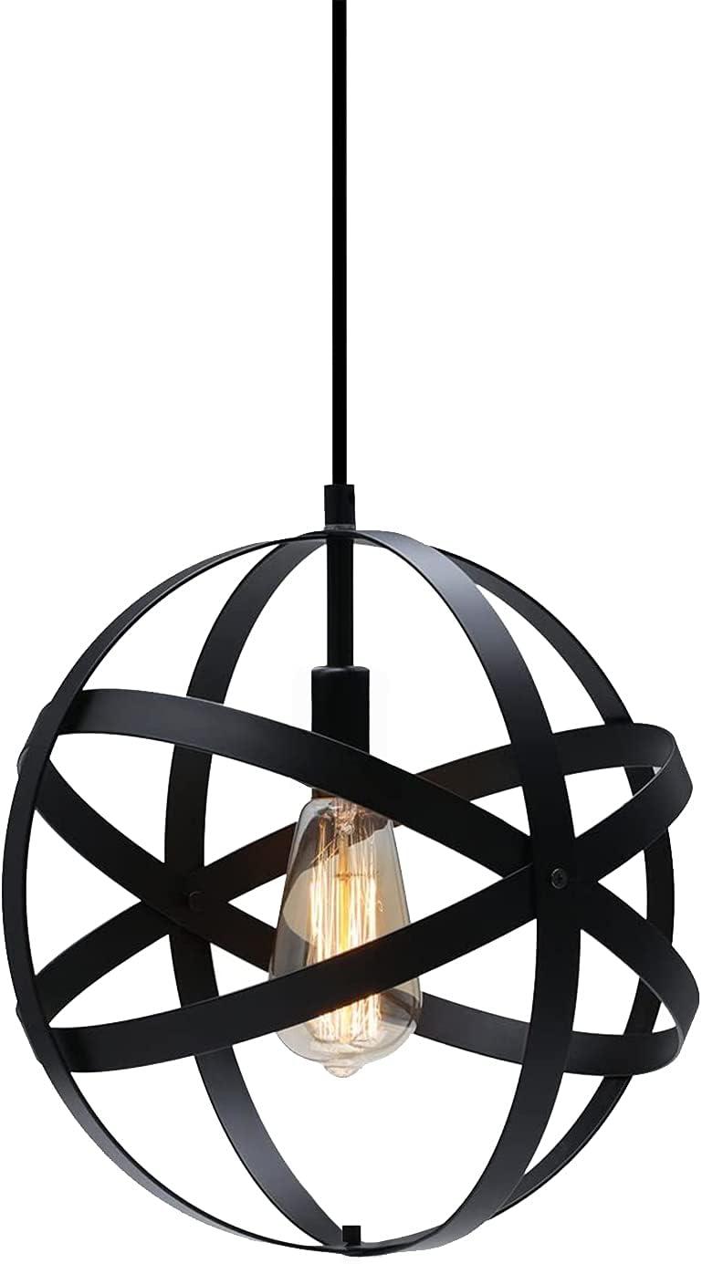 KingSo Industrial Metal Pendant Light