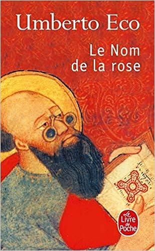 Le Nom De La Rose Le Livre De Poche French Edition