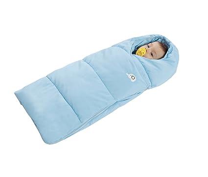 Saco De Dormir Para Bebés Colcha De Bebé Edredón Anti-kick Capullo Niños Engrosamiento De