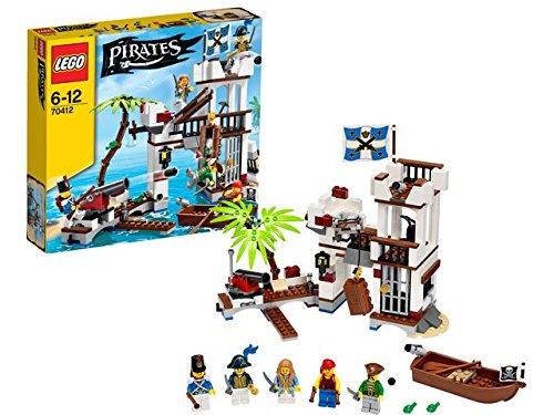 LEGO PIRATES 70412 Fort Marines