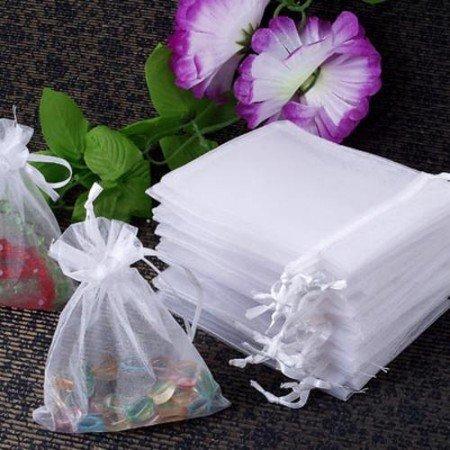 XiZiMi 100 st/ücke 7 9 cm seil schnur taschenbeutel hochzeit urlaub geschenk beutel s/ü?igkeitsbeutel