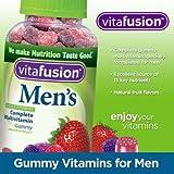 Vitafusion Mens Complete Multivitamin 220 Gummies by Vitafusion