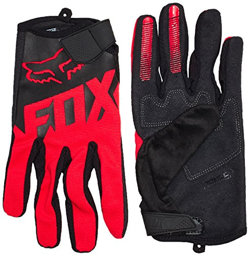 Price comparison product image Fox Racing Ranger Gloves - Men's Black/Red, M