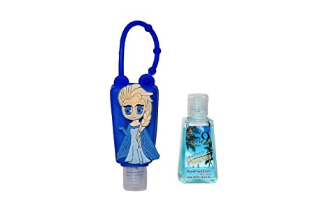 Buy Ebele9 Ebele 9 Hand Sanitizer With Silicon Bag Holder Blue