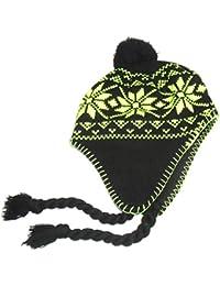 Children's Nordic Knit Hat