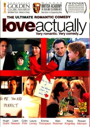 Amazon Com Love Actually 2003 Hugh Grant Martine Mccutcheon Liam Neeson Hugh Grant Martine Mccutcheon Liam Neeson Richard Curtis Movies Tv
