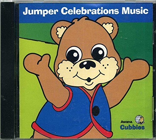 Jumper Celebrations Music Awana Cubbies Audio CD