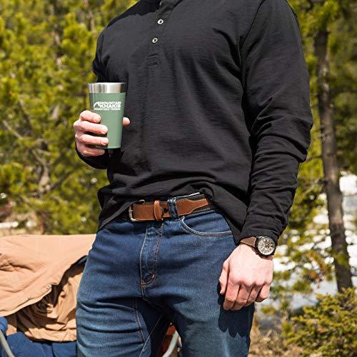 38W 30L Medium Wash Mountain Khakis Men/'s 307 Jean Slim Fit
