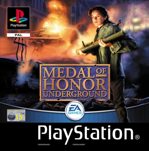 medal of honor ps1