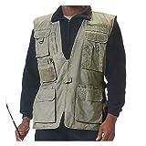 Rothco Safari Jacket - Khaki, Medium