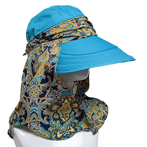 Sun-Visior-Deevoov-Sun-Shade-Neck-Face-Protection-Hat-Camping-Hiking-Beach-Cap-Removable-Crown-Foldable-Summer-Hats