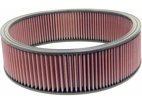 K&N E-3808 High Performance Replacement Air Filter