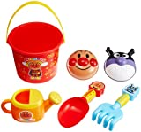Anpanman colorful outing sandbox set (japan import)