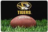 GameWear NCAA Missouri Tigers Classic Football Pet Bowl Mat, Large