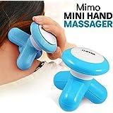 Indigo Pink Color Mimo Mini Vibration Full Body Massager