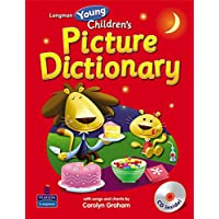 Longman Young Childrens Picture Dictionary