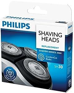 Philips SH30/50 - Cabezales de afeitado para afeitadoras de la Serie 3000