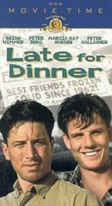 Late for Dinner [VHS]