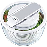 Zyliss E15620 Salatsachleuder Smart Touch ø 26 cm weiß