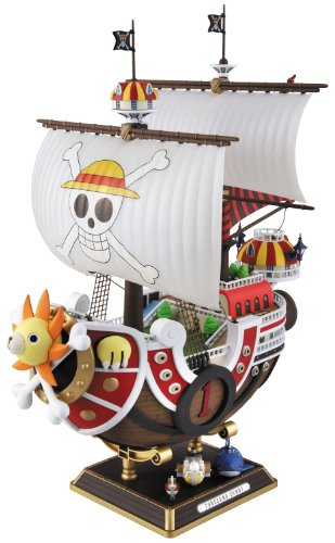 Bandai Hobby Thousand Sunny Model Ship Action Figure